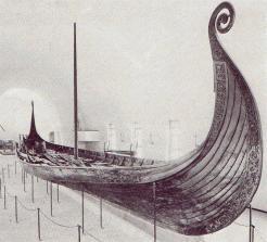 Oseberg Ship [11kB]